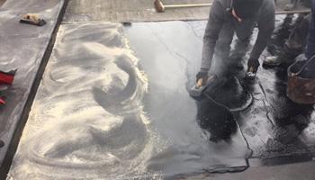Applying Mastic Cement