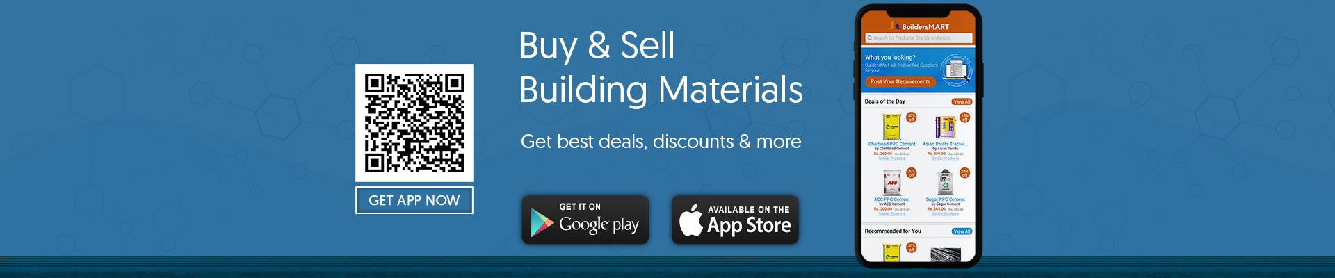 BuildersMART Mobile Application
