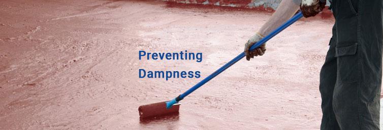 Methods of Preventing Dampness on Concrete Floors