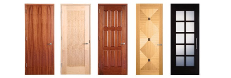 Types Of Doors, Exterior and Interior doors