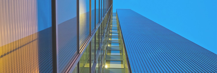 Glass for Buildings - Uses and Properties