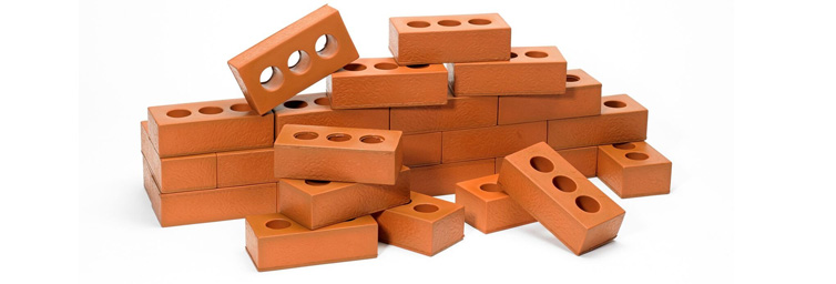 Step by Step Process of Manufacturing Bricks