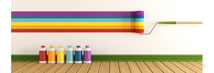 9 Types of Paints in Construction & its Characteristics