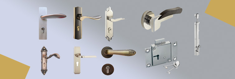 Hardware Fixtures for Doors and Windows Fittings