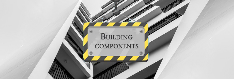 Components of Building and their Functions