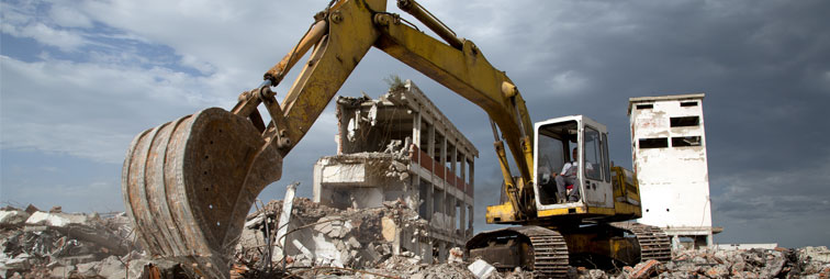 Construction & Demolition Waste Management