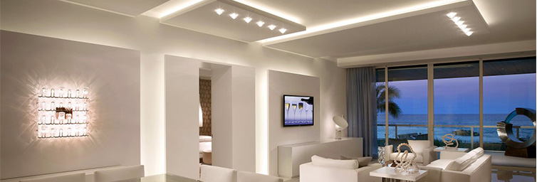 Stylish LED lighting ideas for your home