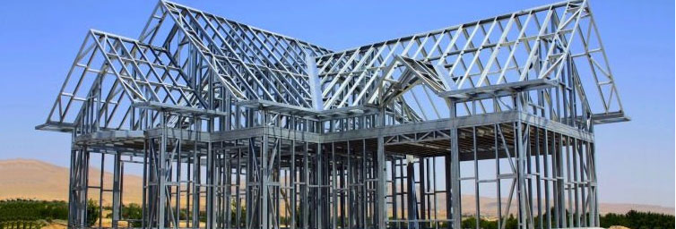 Light Gauge Steel Frame Structures in Construction