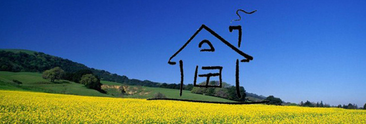 Should I be buying a house or a plot of land?