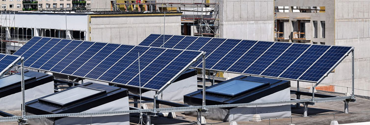 Uses of Solar Energy in Building Construction