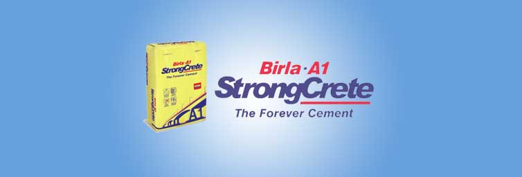 Why you should choose Birla-A1 StrongCrete?