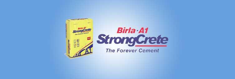 Why you should choose Birla-A1 StrongCrete?