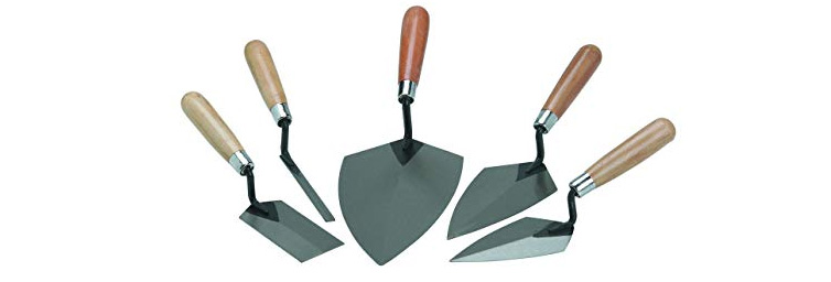 Types of Tools used in Brickworks