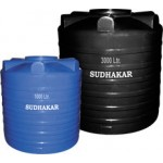Roto Moulded Tank - 1000 Ltrs (2 Layer Blue)