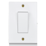 32A DP Power Switches W/o Fuse with Neon