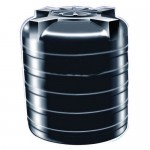 Roto Moulded Tank - 1500 Ltrs (2 Layer Black)