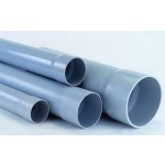 1 Inch 2MM Thick PVC Pipes