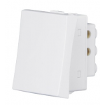 25A. High Power switch - White MR - 25A. 1-way switch - 1M