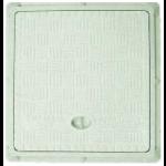 FRP Manhole Cover - Square ELD 2.5 Ton