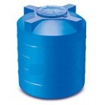 Roto Moulded Tank - 300 Ltrs (2 Layer Blue)