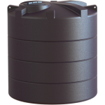 Roto Moulded Tank - 5000 Ltrs (2 Layer Black)
