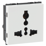 25A shuttered socket
