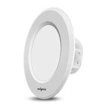 Garnet 7W White Round LED Downlight