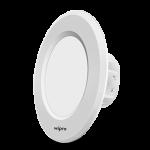 Garnet 7W White Round LED Downlight