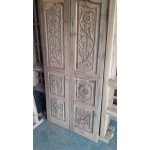 Indian Teak Door - 35mm