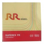 RR Kabel's Superex PVC Insulated Single Core 16 Sq mm FR Cable - 90Mtrs