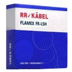 RR Kabel's Flamex HR PVC Insulated Single Core 6.0 Sq mm FR-LSH Cable - 90Mtrs