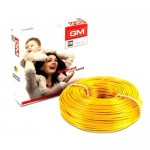 GM FR (Flame Retardant) Multi Strand single core unsheathed flexible cable - 4mm (90Mtrs)