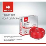 Havells 0.5sq.mm Single Core Copper Cable (FR)
