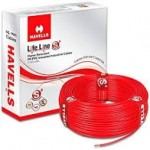 Havell's 1.5 FRLS 180 Meters (Red)