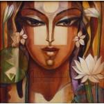 Ahobhilam Prabhaker's Woman