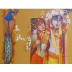 Ahobhilam Prabhaker's Radha Krishna
