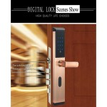 Digital Smart Door Lock - VN-G312