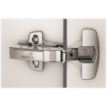 Sensys 8645i, 9.5K Thick Door Hinge For Door Thickness 15 -24 mm With Mounting Plate