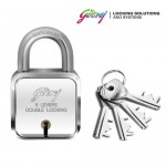 Godrej's 6 Lever (4 Keys)