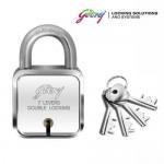 Godrej's 7 Lever  (4 Keys)