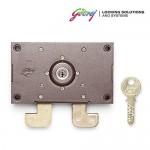 Godrej's Centre Shutter Lock (4 Keys)
