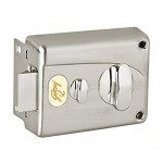 Godrej's Grill Door Lock