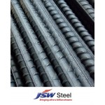 Fe-550 Grade JSW TMT Bar - 8mm