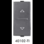 GreatWhite - 10AX 2 way switch (Myrah) - Titanium