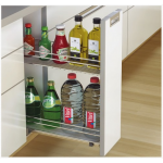 Bottle Pull out for Cabinet 150mm