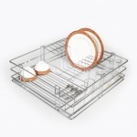 Lifestyle's Multipurpose Partition Basket - 4mm