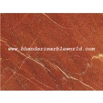 Bhandari Marble World's Fire Red