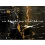 Bhandari Marble World's Golden Black