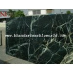 Bhandari Marble World's Spider Green Marble