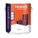 Asian Paints Apcolite Premium Gloss Enamel - Shades - 1 Ltr Bay Brown